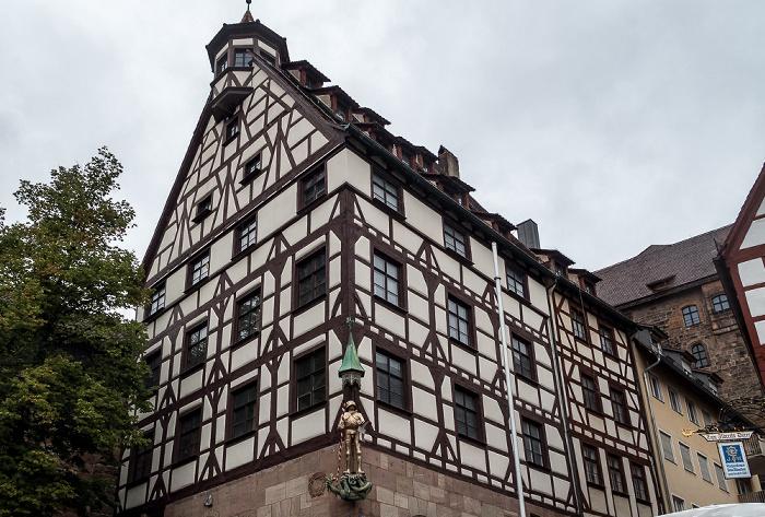 Nürnberg Beim Tiergärtnertor: Pilatushaus