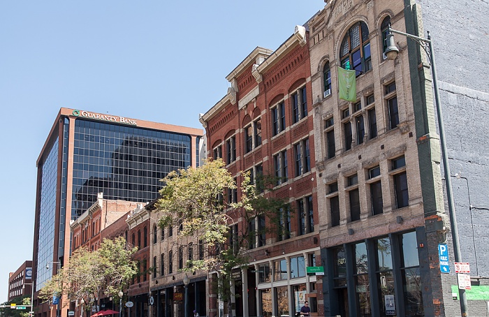 Downtown Denver: LoDo (Lower Downtown) - Market Street Denver