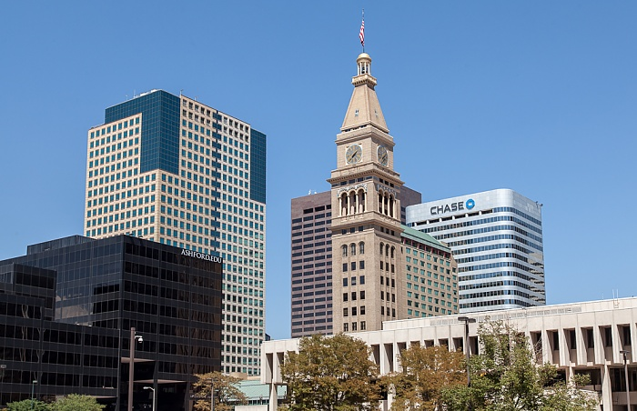 Downtown Denver: Daniels and Fisher Tower Denver