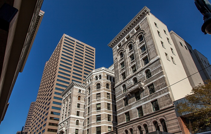 Downtown Denver: Stout Street - Equitable Building Denver