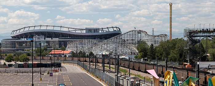 Denver Sports Authority Field at Mile High, Elitch Gardens