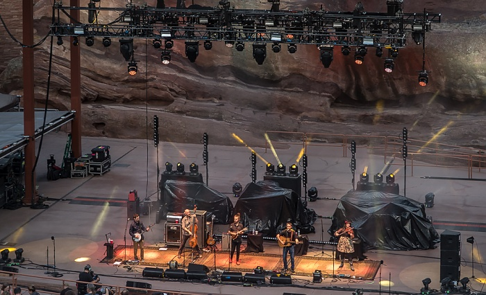 Morrison Red Rocks Amphitheatre: The Marcus King Band