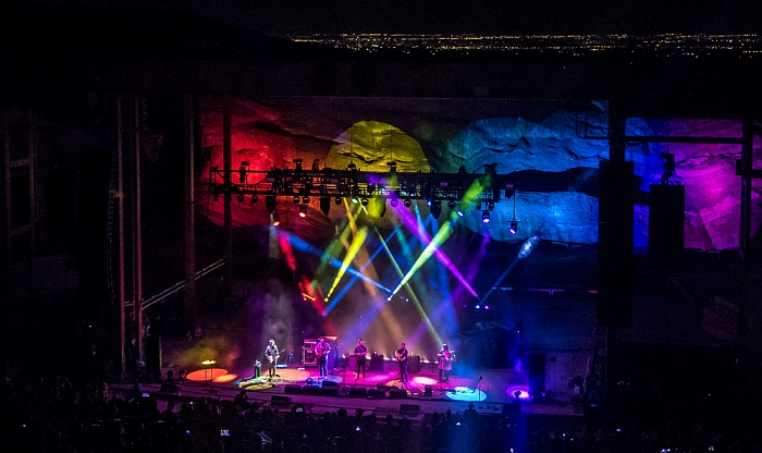 Morrison Red Rocks Amphitheatre: Yonder Mountain String Band