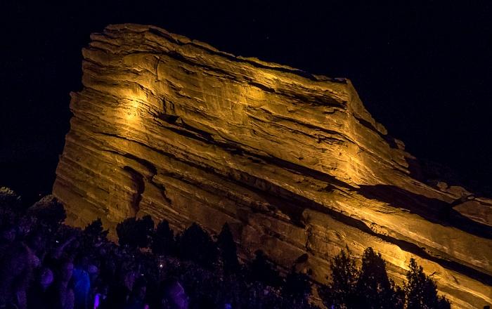 Morrison Red Rocks Park: Red Rocks Amphitheatre