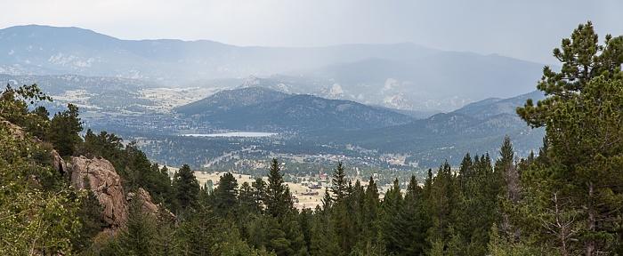 Estes Park Valley Rocky Mountains