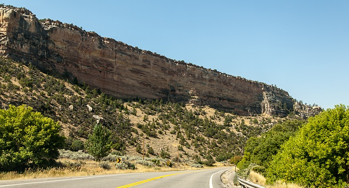 Wyoming U.S. Route 16