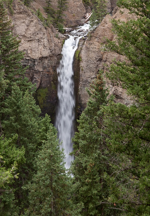 Tower Fall Yellowstone National Park