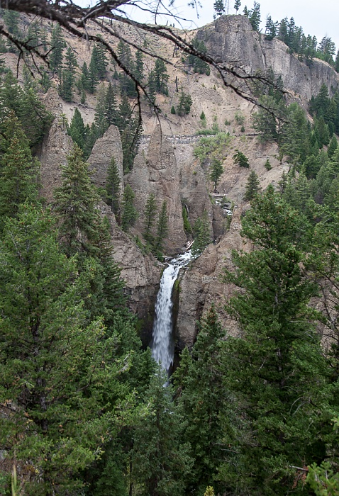 Yellowstone National Park Tower Fall
