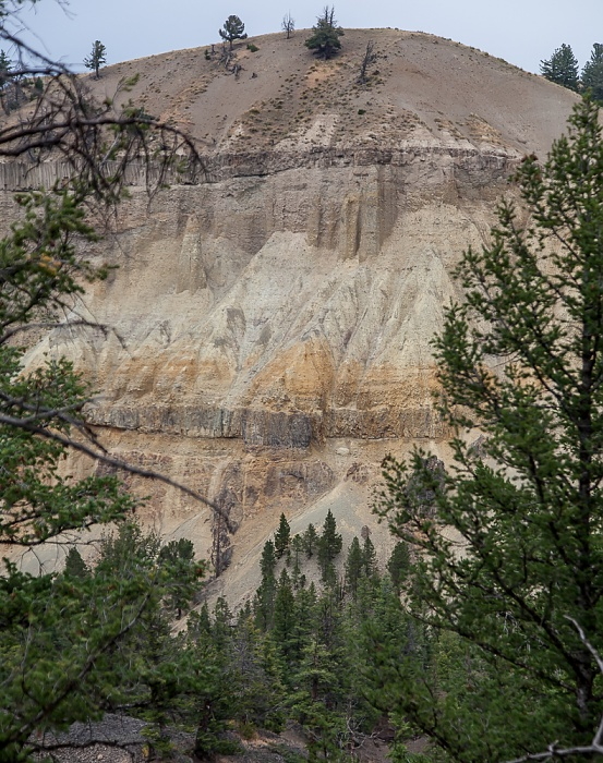 Yellowstone National Park Devils Den