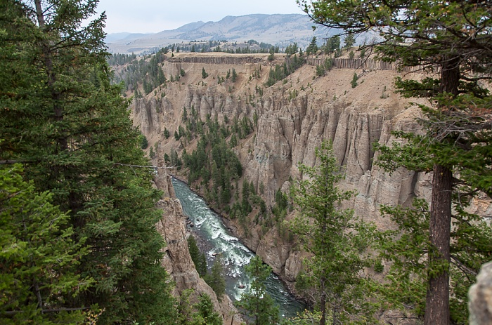 Yellowstone National Park The Narrows, Yellowstone River