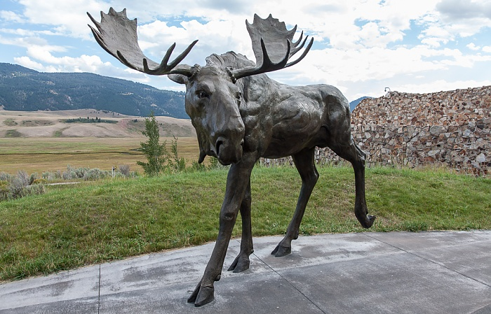 Jackson National Museum of Wildlife Art Jackson Hole