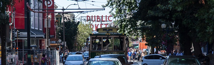 Downtown Seattle: Pike Street
