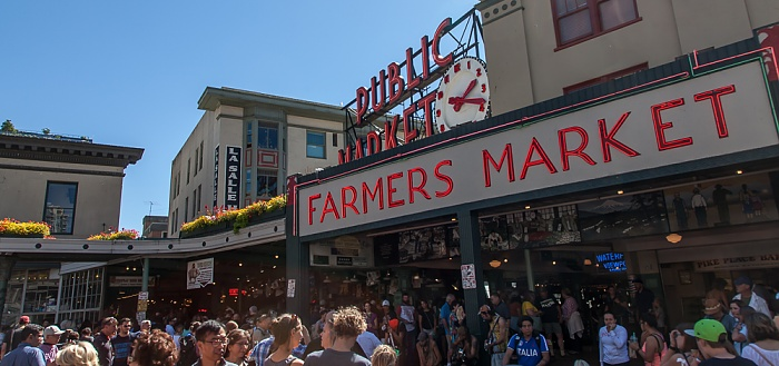 Downtown Seattle: Pike Place - Pike Place Market
