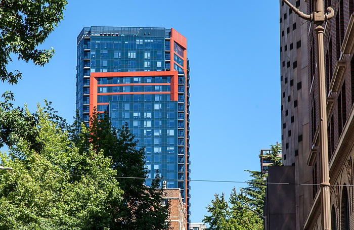 Downtown Seattle: Seneca Street - Cielo
