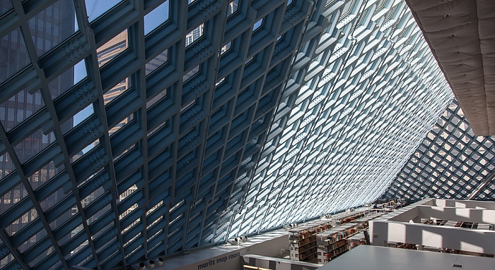 Seattle Central Library Seattle