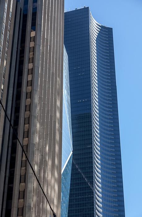 Downtown Seattle: 4th Avenue Seattle