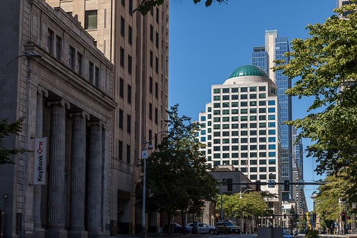 Downtown Seattle: 2nd Avenue Seattle