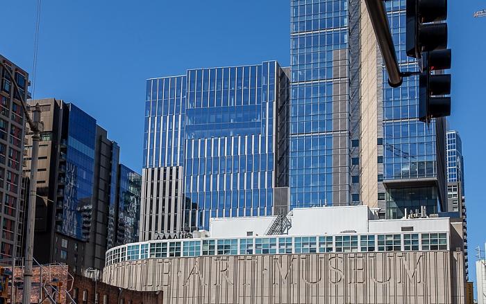 Downtown Seattle: University Street / 2nd Avenue - Seattle Art Museum Seattle
