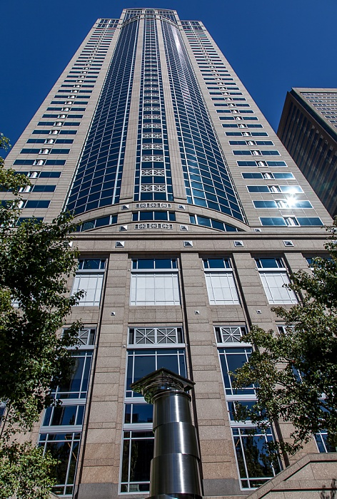Downtown Seattle: 2nd Avenue - 1201 Third Avenue (ehem. Washington Mutual Tower)