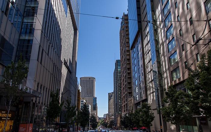Downtown Seattle: 1st Avenue