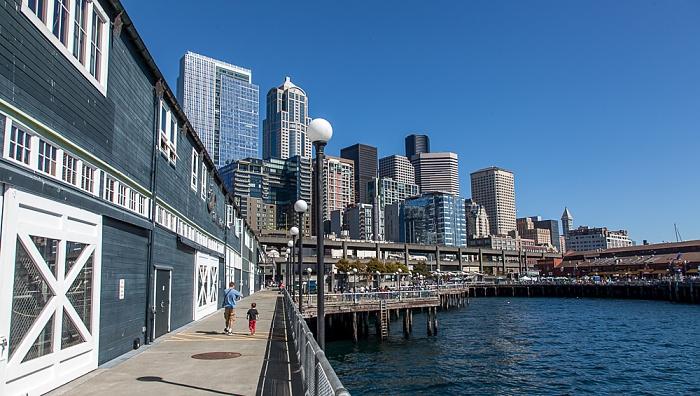 Central Waterfront: Pier 59 - Seattle Aquarium Seattle