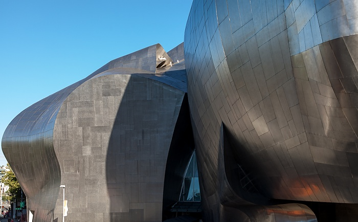 Seattle Center: Museum of Pop Culture (MoPOP, früher EMP Museum)