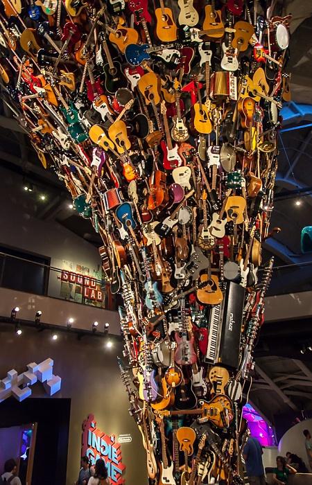 Seattle Museum of Pop Culture (MoPOP, früher EMP Museum)