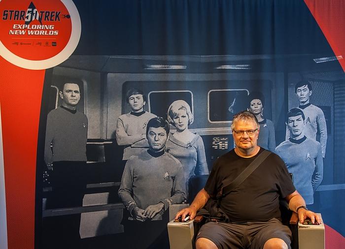 Seattle Museum of Pop Culture (MoPOP, früher EMP Museum): Star Trek: Exploring New Worlds - Jürgen
