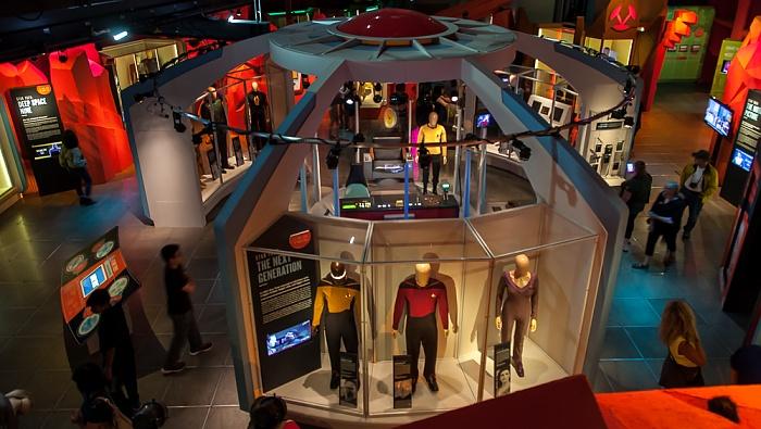 Seattle Museum of Pop Culture (MoPOP, früher EMP Museum): Star Trek: Exploring New Worlds