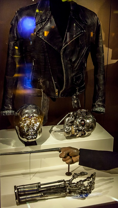 Seattle Museum of Pop Culture (MoPOP, früher EMP Museum): Science Fiction Museum