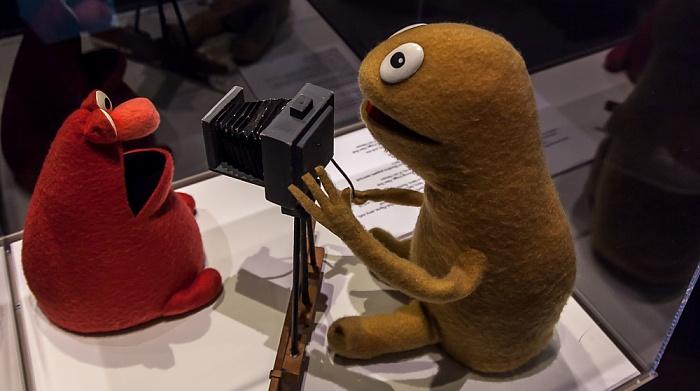 Seattle Museum of Pop Culture (MoPOP, früher EMP Museum): The Jim Henson Exhibition: Imagination Unlimited