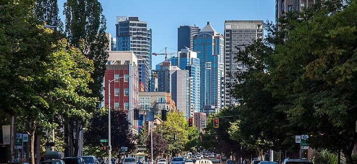 Seattle Belltown: 1st Avenue Downtown Seattle