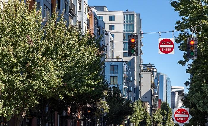 Seattle Belltown: Western Avenue