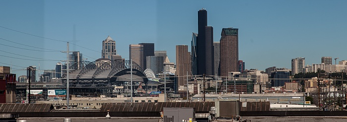 Downtown Seattle Safeco Field