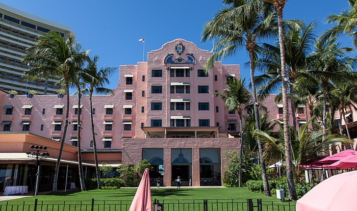 Honolulu Waikiki: Royal Hawaiian Hotel