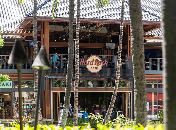 Honolulu Waikiki: Beach Walk - Hard Rock Cafe