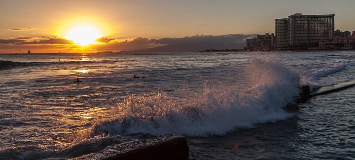 Waikiki: Pazifik Honolulu