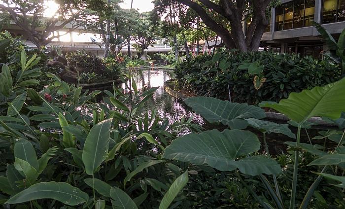 Daniel K. Inouye International Airport: Cultural Gardens Honolulu