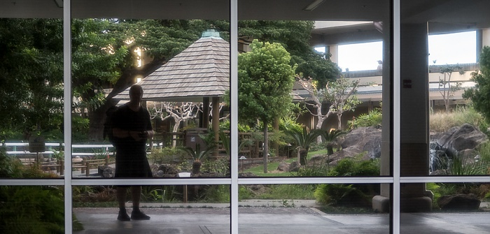 Honolulu Daniel K. Inouye International Airport: Cultural Gardens - Jürgen