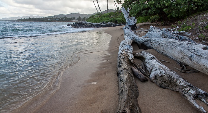 Kapaa Lae Nani Beach, Pazifik