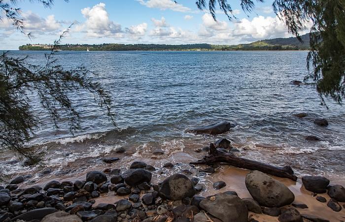 Hanalei Bay (Pazifik) Hanalei