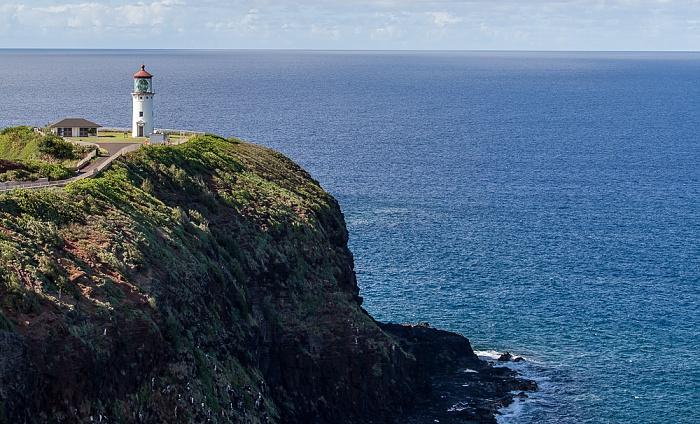 Kilauea Point National Wildlife Refuge Kilauea Lighthouse, Pazifik