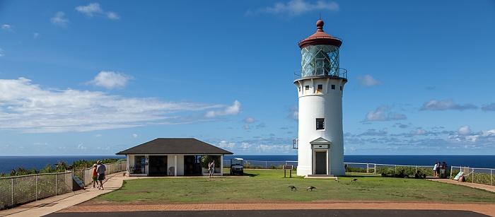 Kilauea Point National Wildlife Refuge Kilauea Lighthouse