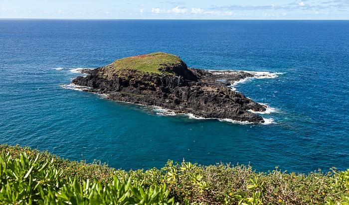 Kilauea Point National Wildlife Refuge Pazifik