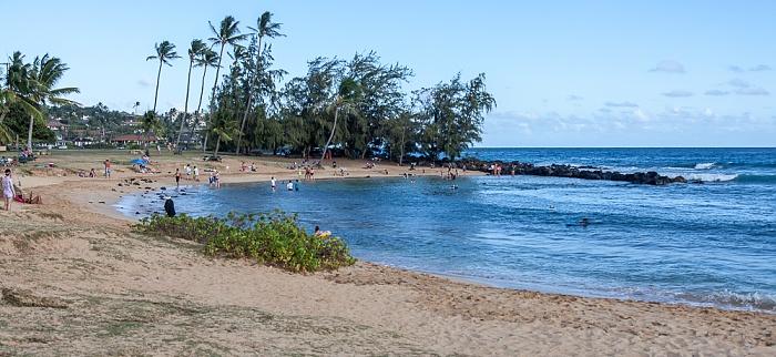 Koloa Poipu Beach Park, Pazifik
