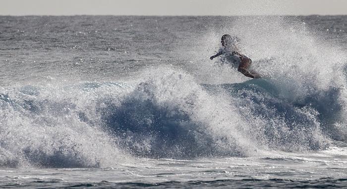 Koloa Pazifik: Surferin