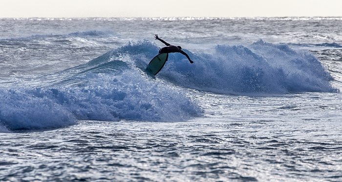 Koloa Pazifik: Surfer