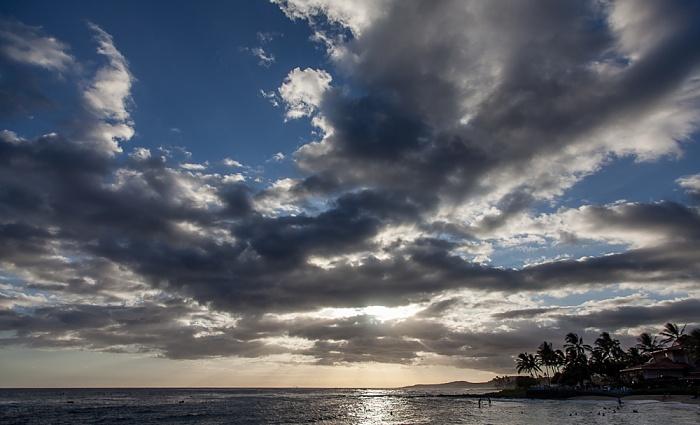 Koloa Waiohai Beach Park, Pazifik