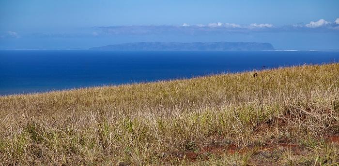 Kauai Blick vom Waimea Canyon Drive