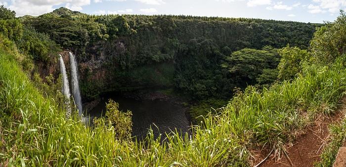 Wailua River State Park Wailua Falls, Wailua River